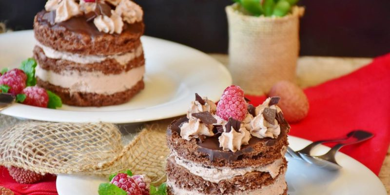 Génoise mascarpone chocolat